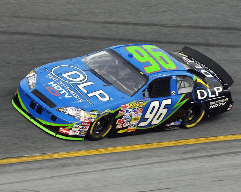 07 Daytona NASCAR Nextel Cup Series Tony Raines 96