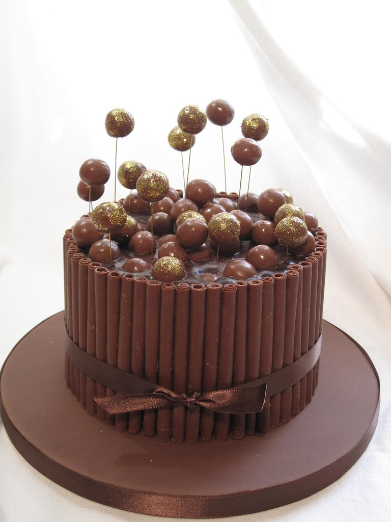 Choc Birthday Cake Ideas
