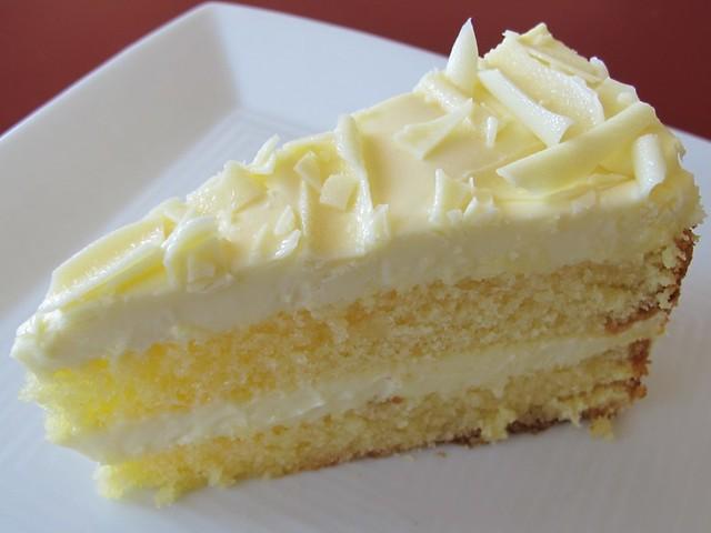 Limoncello Box Cake Recipe