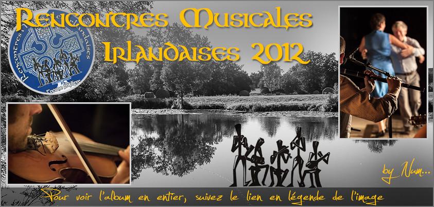 rencontres musicales irlandaises tocane 2012