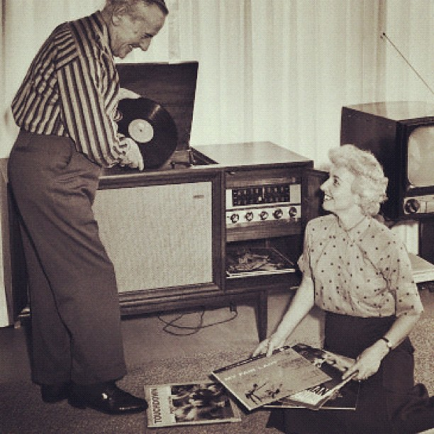 Vinyl vinylrecords vintage retro records music 60s for What to do with old vinyl records