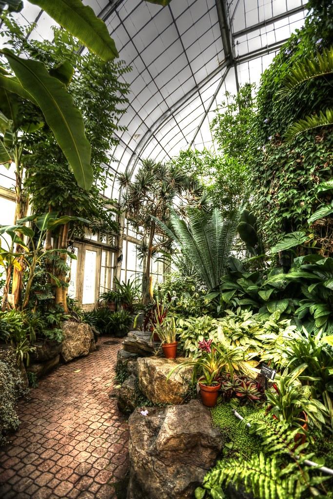 2012 December 07 Botanical Gardens Buffalo Ny Family