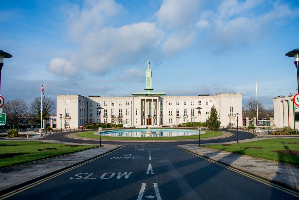 Walthamstow Assembly Hall And Waltham Forest Town Hall
