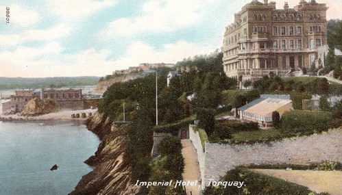 Imperial Hotel Torquay Spa Treatments