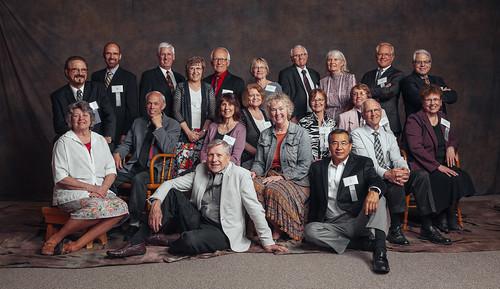 Alumni Reunion Group Shots 2016