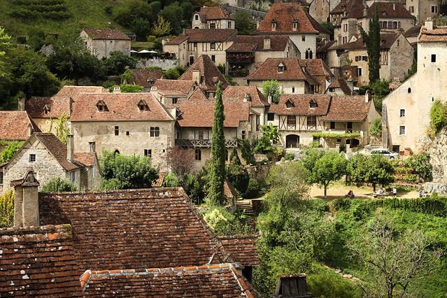 El pueblo mas bonito de Francia