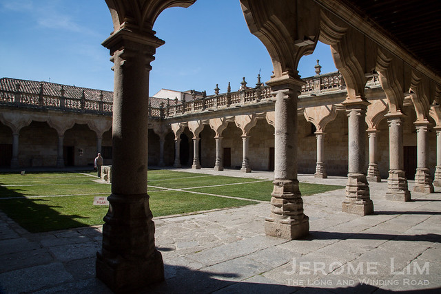 The University of Salamanca, which dates back to 1134, is the oldest in Spain and the third oldest in Europe.
