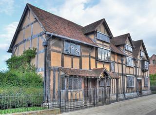 Shakespeare 39 S Birthplace Stratford Upon Avon Shakespeare 39 Flickr