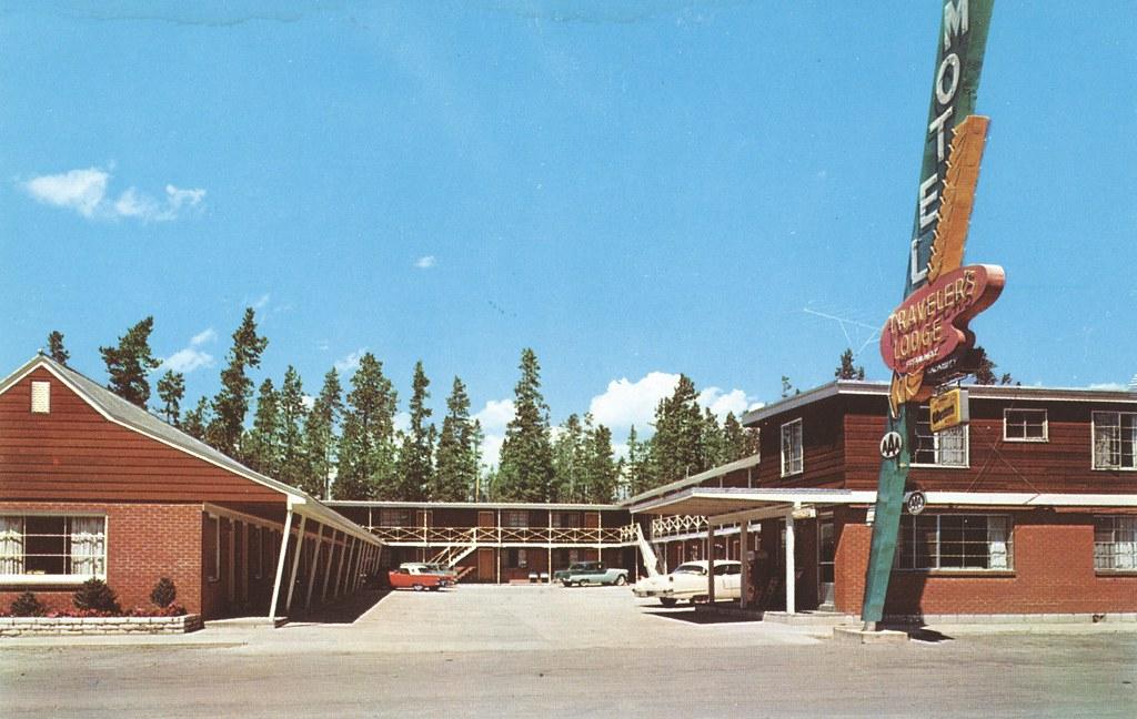 Travelers Motor Lodge - West Yellowstone, Montana