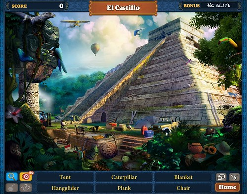 El Castillo | by Hidden Chronicles player estates.
