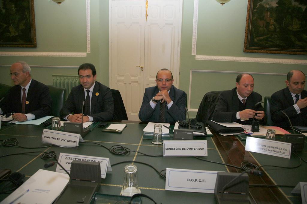 El subsecretario del ministerio del interior luis aguiler for El ministerio del interior