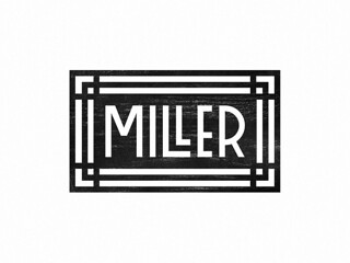 MILLER | by Michael Spitz