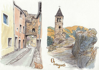 Olargues | by Cat Gout