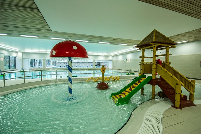 Confidence In Water Pool At Everyone Active Westminster Lodge Leisure Centre Flickr Photo