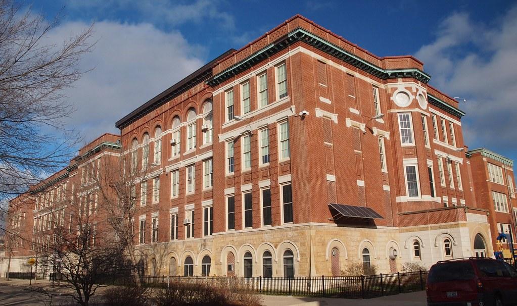 Von Humboldt Elementary School Chicago Public School At 26 Flickr