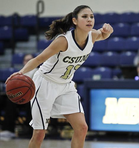 Stefanie Corgel Calls A Play | Senior guard Stefanie ...