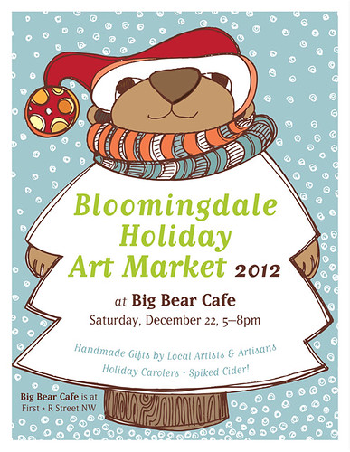 Bloomingdale Holiday Art Market | by goshdarnknit