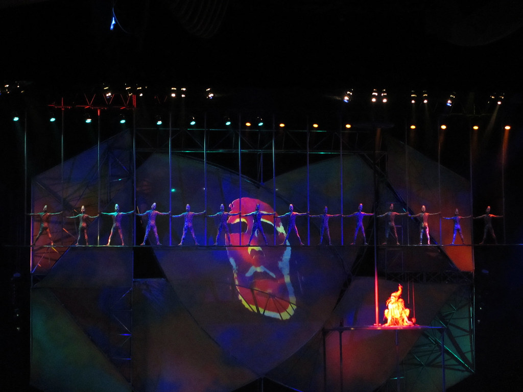 Treasure Island Cirque Du Soleil Mystere Reviews