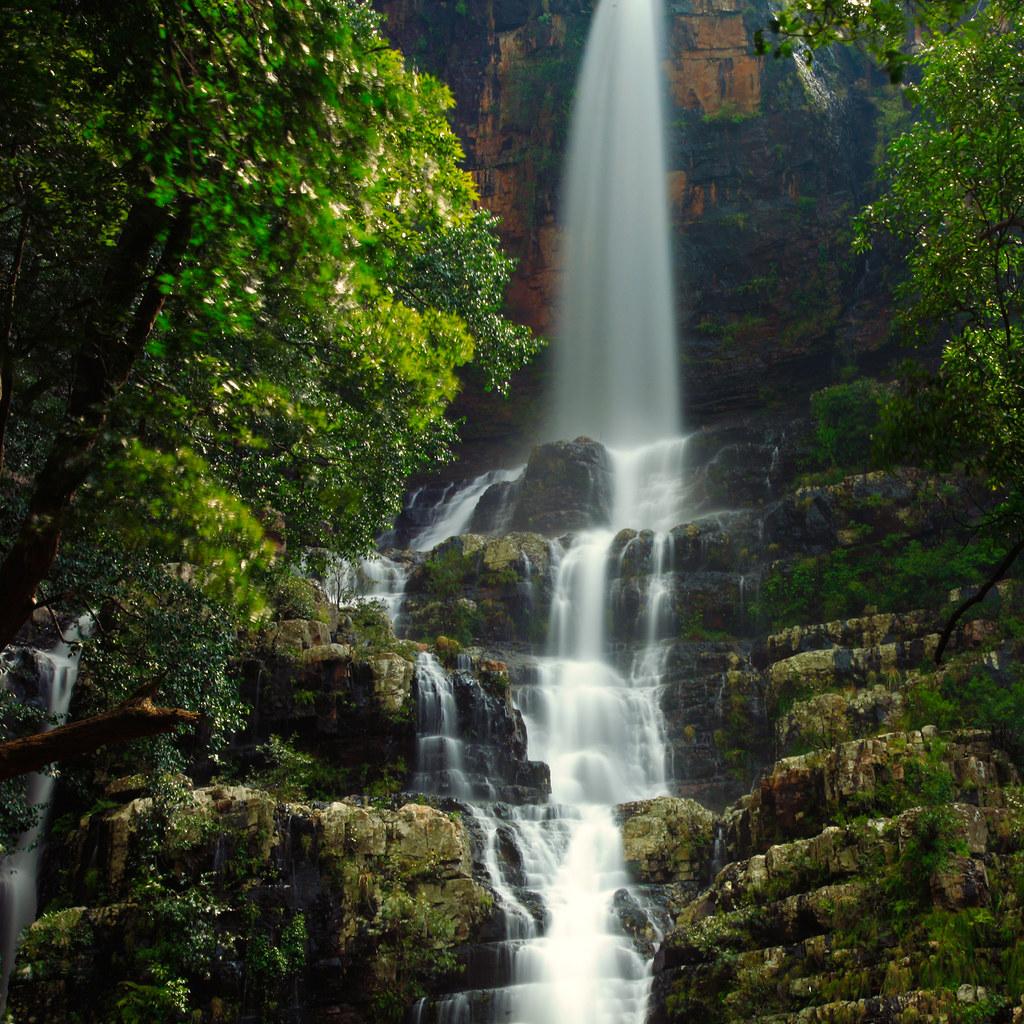 Talakona Waterfall Chittoor Looks Beautiful In Large