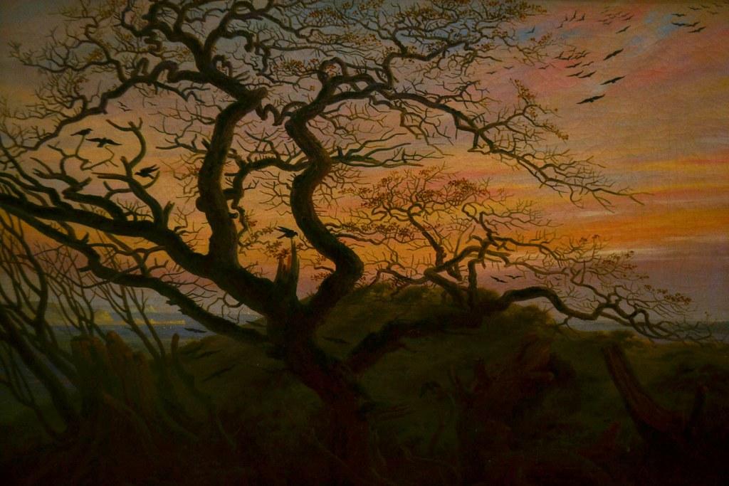 Risultati immagini per The Tree of Crows