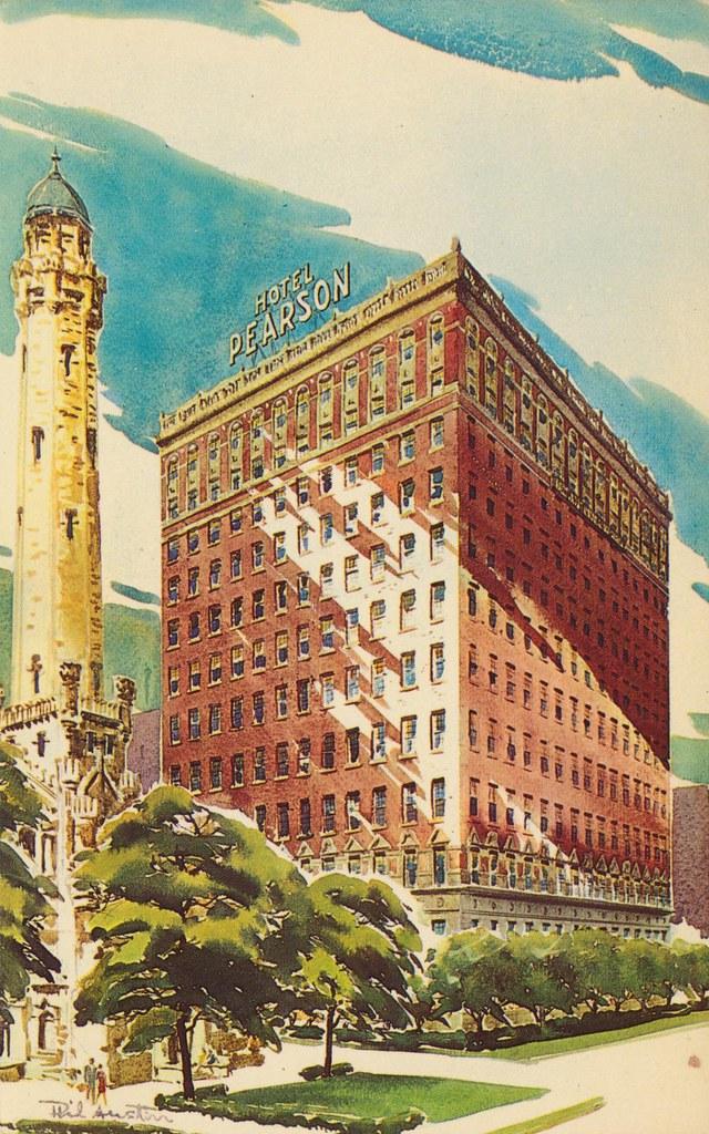 Pearson Hotel - Chicago, Illinois