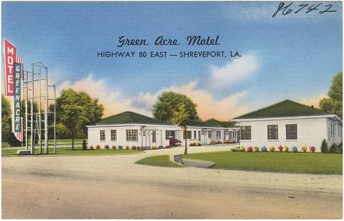 Motel  Shreveport Bobier