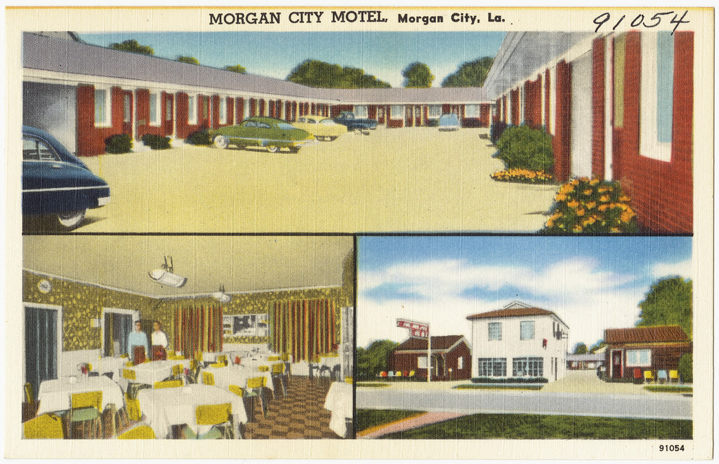Motel  Morgan Hill