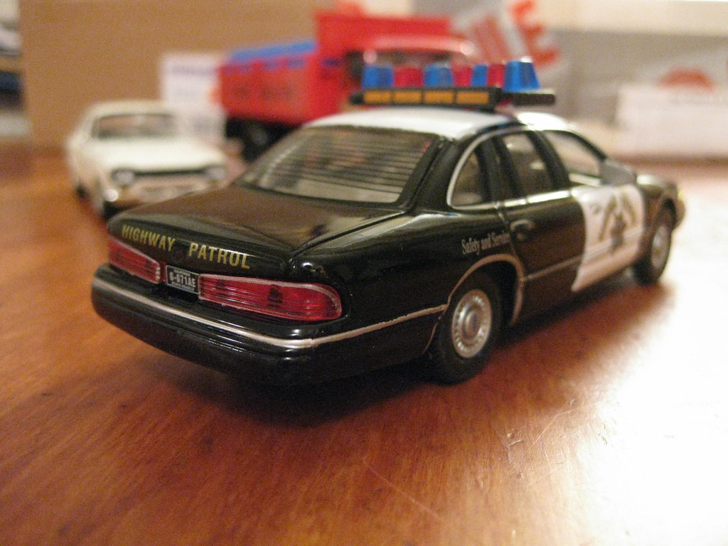 Circa 1995 Ford Crown Victoria Interceptor By Hongwell Flickr Ifhp97