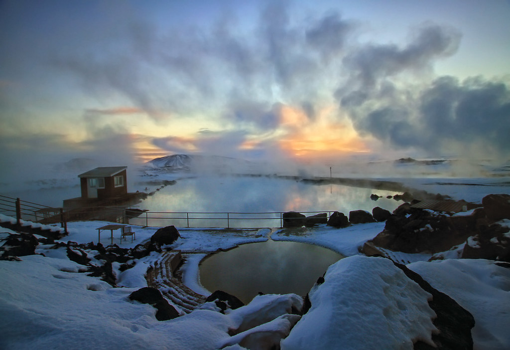 What Degrees Is It Outside >> Lake Mývatn Nature Baths in Iceland | The Lake Mývatn ...