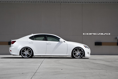 Lexus Is 250 On Cw S5 Lexus Is250 Cw S5 20x9 And 20x10 5