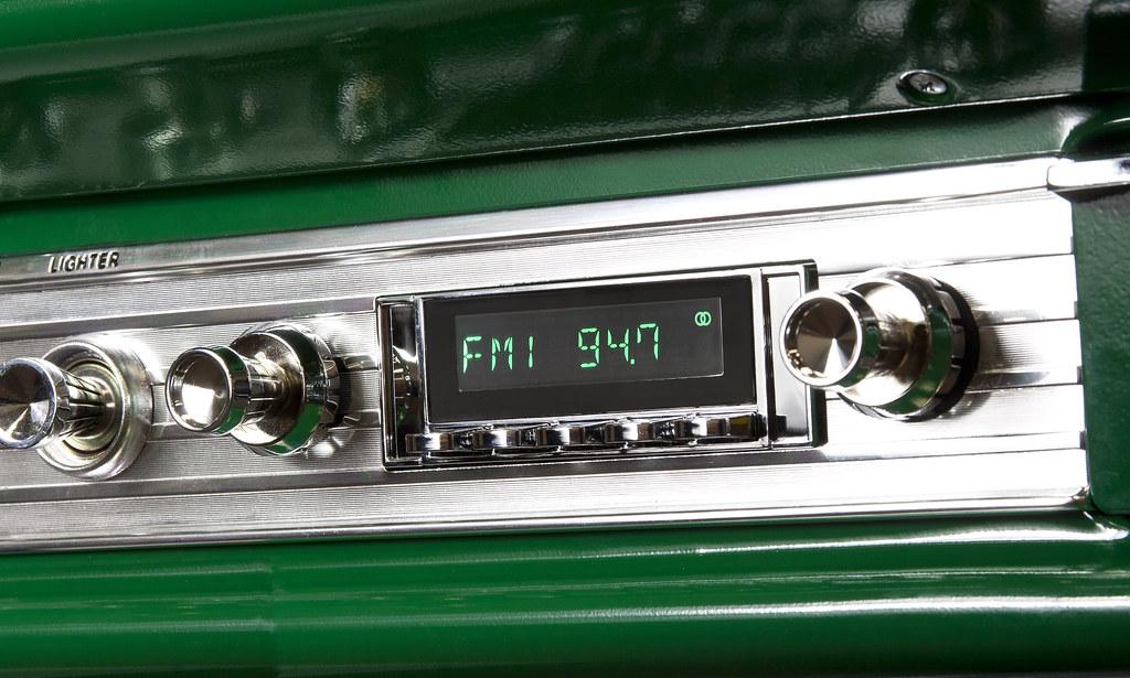 New Car Radio With Bluetooth