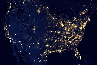 City Lights of the United States 2012 | by NASA Goddard Photo and Video