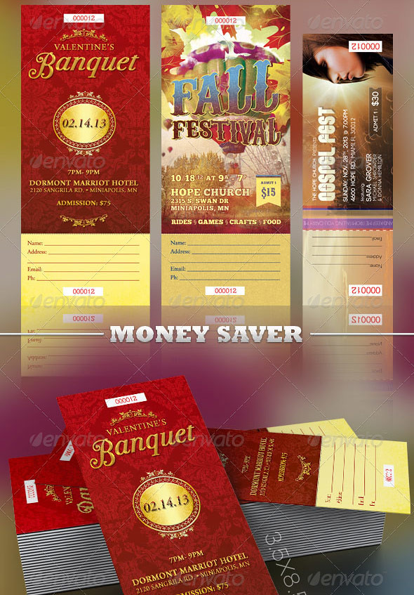 event ticket template bundle volume 2 the event ticket t flickr