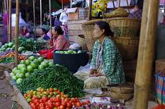 Bagan, The Market