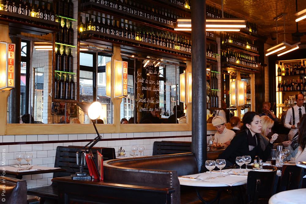 At Cafe St Regis Paris France  Carin Olsson Flickr