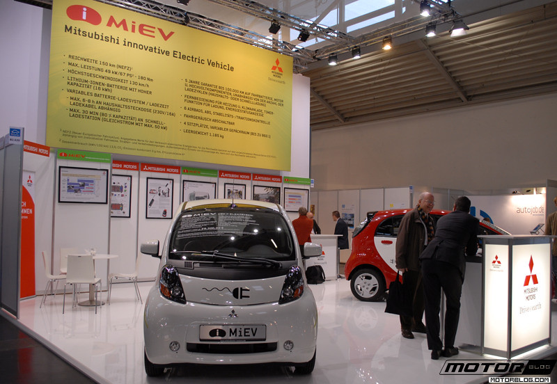 Mitsubishi Electric Cars