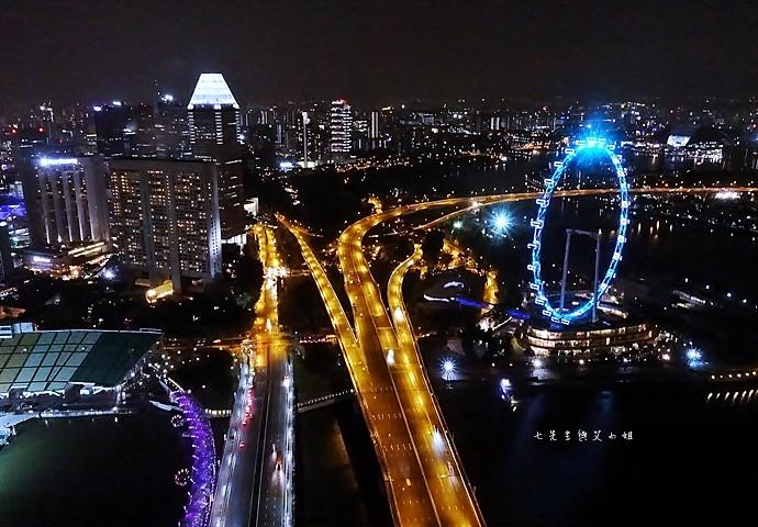 43 新加坡四天三夜自由行 美食美景購物