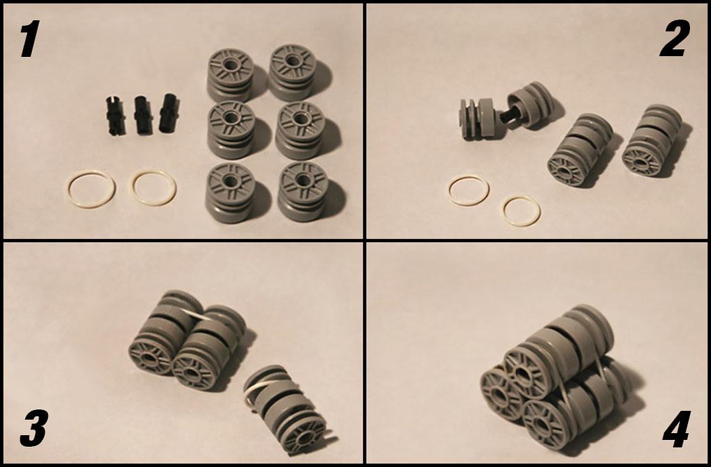 Barrel Stack Instructions I Randomly Scrapped This Up A Fe Flickr