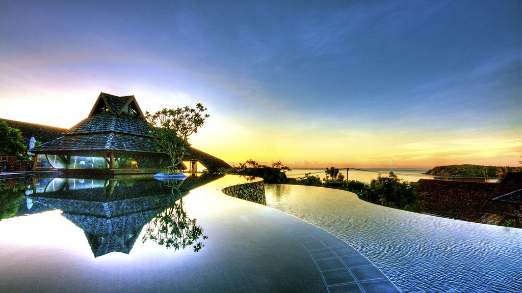 Thailand Samui Nora Buri Resort & Spa Sunrise