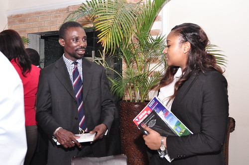 Innovation Dinner Nigeria 07-11-2012 | by ITNewsAfrica
