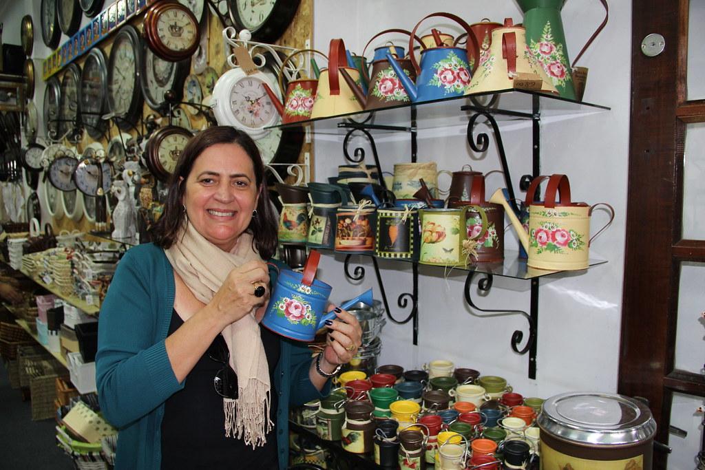 Artesanato Em Feltro Para Pascoa ~ Santa Felicidade! Curitiba! Feira de Artesanato! Uma loucu u2026 Ver u00f4nica Lopes Flickr