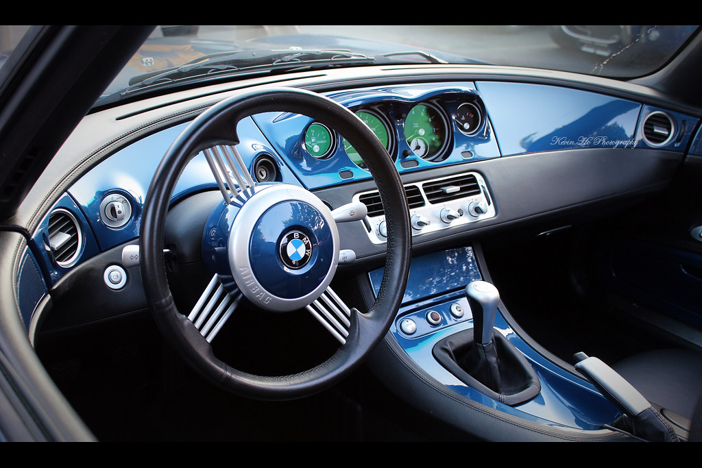 Bmw Z8 Interior Cars And Coffee Irvine California Flickr