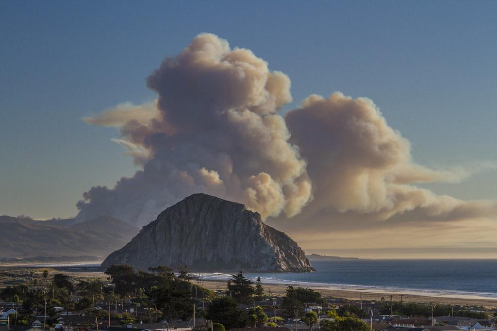 Morro Rock Volcano