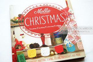 Mollie Makes Christmas book | by Carina » Polka & Bloom