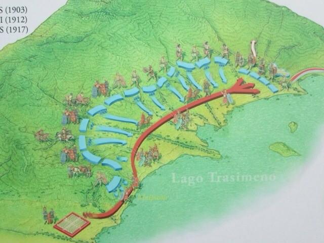 Battle of Lake Trasimene | robert_escobar@sbcglobal.net ...