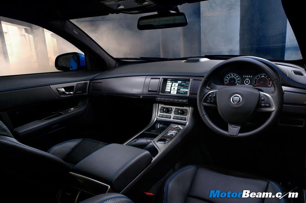 ... 2014 Jaguar XFR S Interiors | By Motor Beam