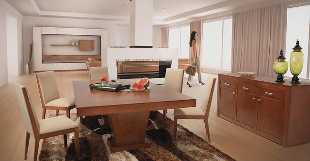 Comedor dubay placencia muebles flickr photo sharing for Comedores en famsa