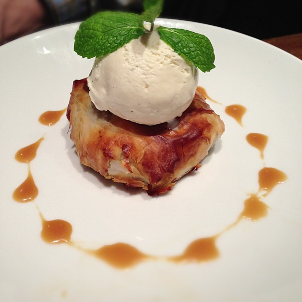 Bailey's apple torte. | Nicoel Mitchell-Duff | Flickr