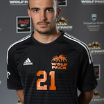 Maxime Fieujean, WolfPack Men's Soccer