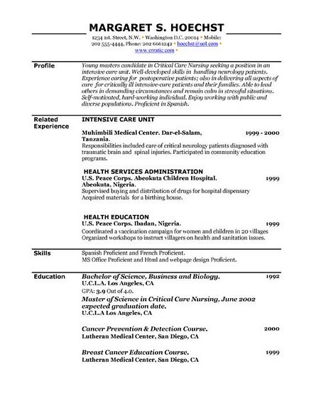 Free Resume Templates Printable | getresumetemplate info/379